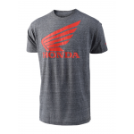 Troy Lee Designs T-shirt Honda Wing - Grijs
