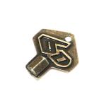 6D Helmklep Sleutel