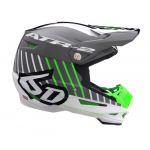 6D Crosshelm ATR-2 Motion - Neon Groen