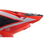 6D Kinder Helmklep ATR-2Y Strike - Neon Oranje