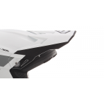 6D Kinder Helmklep ATR-2Y Stripe - Zwart / Wit