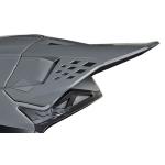 Alpinestars Helmklep S-M8 Radium - Grijs / Mat Teal
