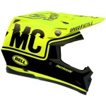 Bell Crosshelm Moto-9 - Fasthouse LE - Flo Geel