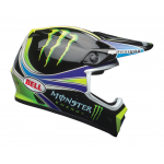Bell Crosshelm MX-9 Mips Pro Circuit Replica Gloss