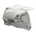 Bell Helm MX-9 Adventure - Glans Wit