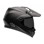 Bell Helm MX-9 Adventure - Mat Zwart