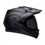 Bell Helm MX-9 Adventure Stealth - Zwart Camo