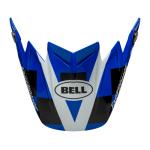 Bell Helmklep Moto-9 Flex Fasthouse DITD 20 - Blauw / Wit