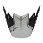 Seven Helmklep Moto-9 Flex Galaxy - Zwart / Zilver