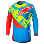 Alpinestars Cross Shirt 2018 Techstar Venom LE Union