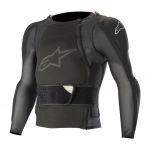 Alpinestars Bodyprotector Long Sleeve Sequence - Zwart