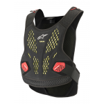 Alpinestars Bodyprotector Sequence - Antraciet / Rood