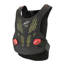 Alpinestars Bodyprotector Sequence - Antraciet / Rood
