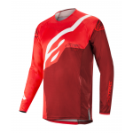 Alpinestars Cross Shirt 2019 Techstar Factory - Rood / Burgundy