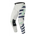 Alpinestars Crossbroek 2019 Racer Braap - Grijs / Navy / Teal