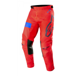 Alpinestars Crossbroek 2019 Racer Tech Atomic - Rood / Navy / Blauw