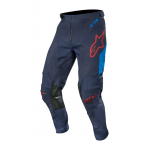 Alpinestars Crossbroek 2019 Racer Tech Compass - Navy / Blauw / Burgundy