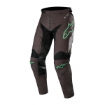 Alpinestars Crossbroek 2019 Racer Tech Compass - Zwart / Mid Grijs / Teal