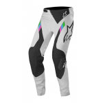 Alpinestars Crossbroek 2019 Supertech - Cool Grijs / Zwart