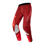 Alpinestars Crossbroek 2019 Techstar Factory - Rood / Burgundy
