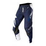 Alpinestars Crossbroek 2019 Techstar Factory - Wit / Donker Navy