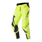 Alpinestars Crossbroek 2019 Techstar Factory - Zwart / Geel Fluo