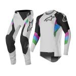 Alpinestars Crosskleding 2019 Supertech - Cool Grijs / Zwart