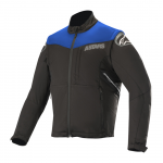 Alpinestars Enduro Jas Session Race - Blauw / Zwart