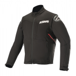 Alpinestars Enduro Jas Session Race - Zwart / Rood