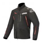 Alpinestars Enduro Jas Venture R - Zwart / Rood