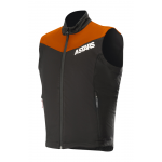 Alpinestars Enduro Vest Session Race - Oranje Fluo / Zwart
