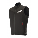 Alpinestars Enduro Vest Session Race - Zwart / Rood