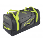 Alpinestars Gear Bag Komodo Travel - Zwart / Antraciet / Geel Fluo