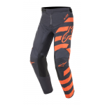Alpinestars Kinder Crossbroek 2019 Racer Braap - Antraciet / Oranje Fluo