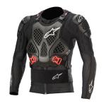 Alpinestars Bodyprotector Bionic Tech V2 - Zwart / Rood