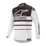 Alpinestars Cross Shirt 2020 Racer Supermatic - Wit / Zwart