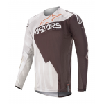 Alpinestars Cross Shirt 2020 Techstar Factory Metal - Grijs / Zwart