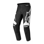 Alpinestars Crossbroek 2020 Racer Supermatic - Wit / Zwart