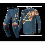 Alpinestars Crosskleding 2020 Racer Braap - Navy / Oranje