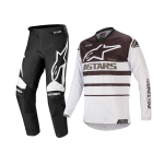 Alpinestars Crosskleding 2020 Racer Supermatic - Wit / Zwart