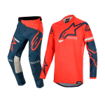 Alpinestars Crosskleding 2020 Racer Tech Compass - Rood / Navy