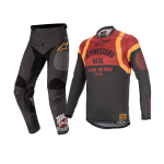Alpinestars Crosskleding 2020 Racer Tech Flagship - Zwart / Bordeaux