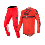 Alpinestars Crosskleding 2020 Supertech - Rood / Navy / Wit