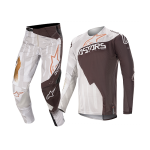 Alpinestars Crosskleding 2020 Techstar Factory Metal - Grijs / Zwart