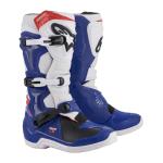Alpinestars Crosslaarzen Tech 3 - Blauw / Wit / Rood