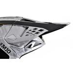 Alpinestars Helmklep S-M10 Alloy - Zilver / Carbon Zwart / Goud