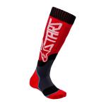 Alpinestars Kinder Cross Sokken MX PLUS-2 - Rood / Wit