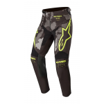 Alpinestars Kinder Crossbroek 2020 Racer Tactical - Zwart / Geel