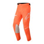 Alpinestars Kinder Crossbroek 2020 Racer Tech - Oranje / Wit / Blauw