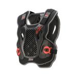 Alpinestars Bodyprotector Bionic Action - Zwart / Rood